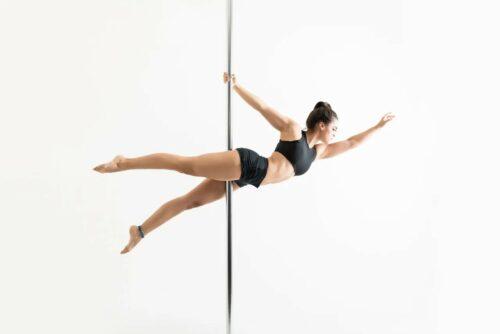 Pole Dancing Girl