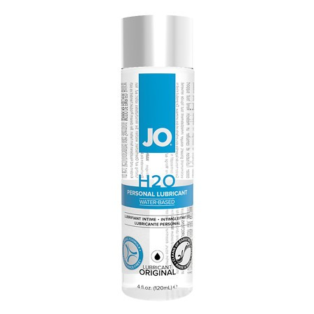 Jo H2O Original Water-Based Lubricant