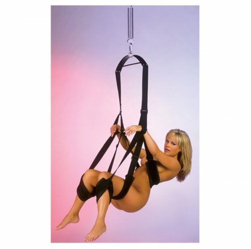 Fetish Fantasy Series Spinning Sex Swing Girl