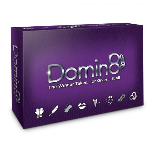 Domin8 Adult Board Game For Couples