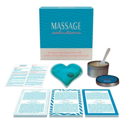 Massage Seductions Romantic Fun Kit