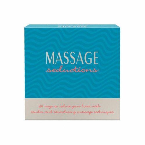 Massage Seductions Romantic Fun Kit Box
