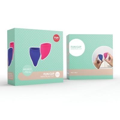 Fun Factory Fun Cup Menstrual Cup Explore Set