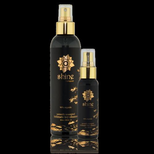 Sliquid Shine Organic Toy Cleaner 8.5oz Size