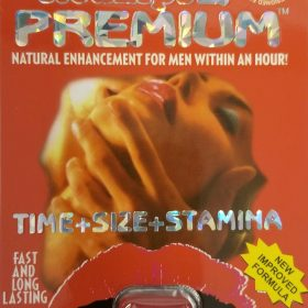 Red Lips 2 Premium Sexual Enhancement Pill