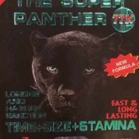 Super Panther 77K Male Sexual Enhancement Pill