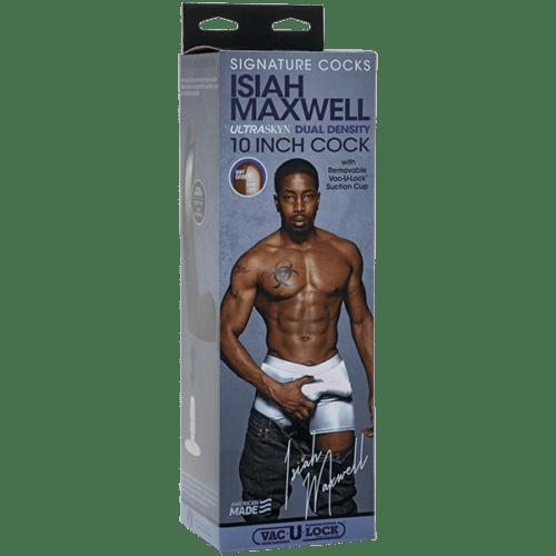 Isiah Maxwell 10 in