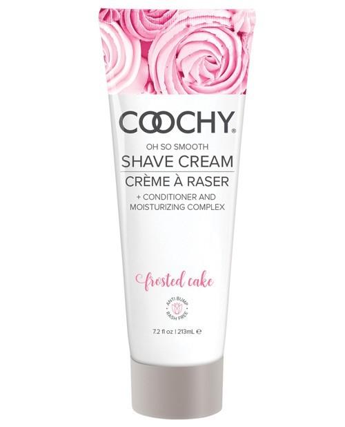 coochy shave cream