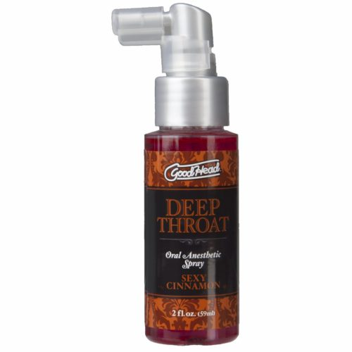 Good Head Deep Throat Spray