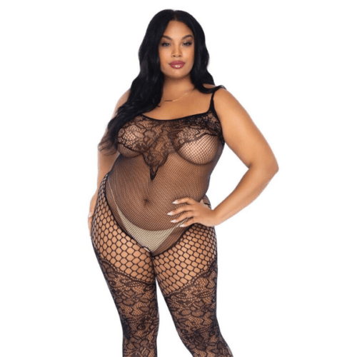 Lace Bodystocking Queen