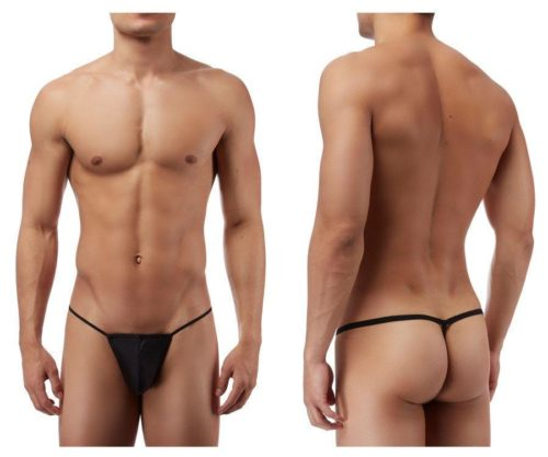 G-string with pouch