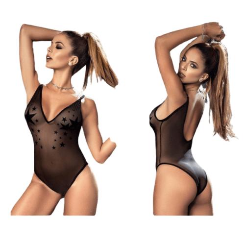 Mesh bodysuit set