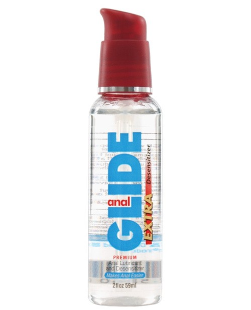 ANAL GLIDE EXTRA DESENSITIZER 2OZ